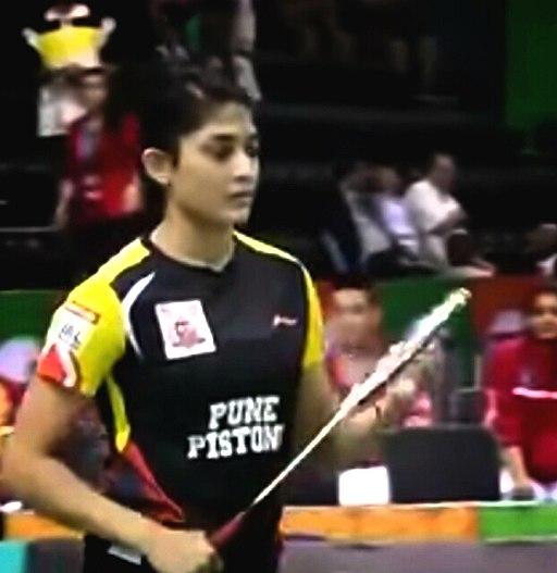 Ashwini Ponnappa - Most beautiful badminton players