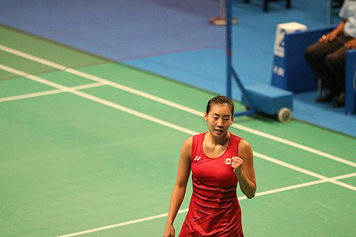 Michelle Li - Most beautiful badminton players