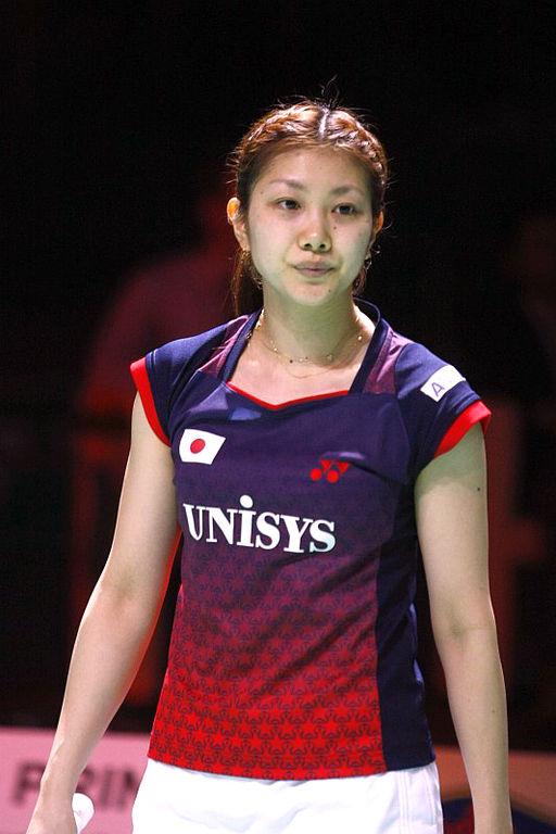 Reiko Shiota - Most beautiful badminton players