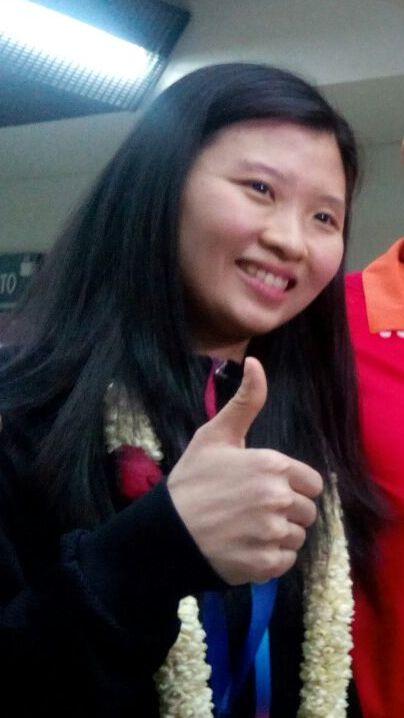 Debby Susanto - Most beautiful badminton players