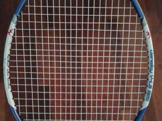 Badminton String Tension Guide