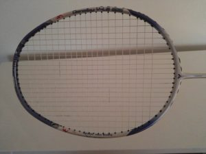 Frame shape - Badminton racket guide