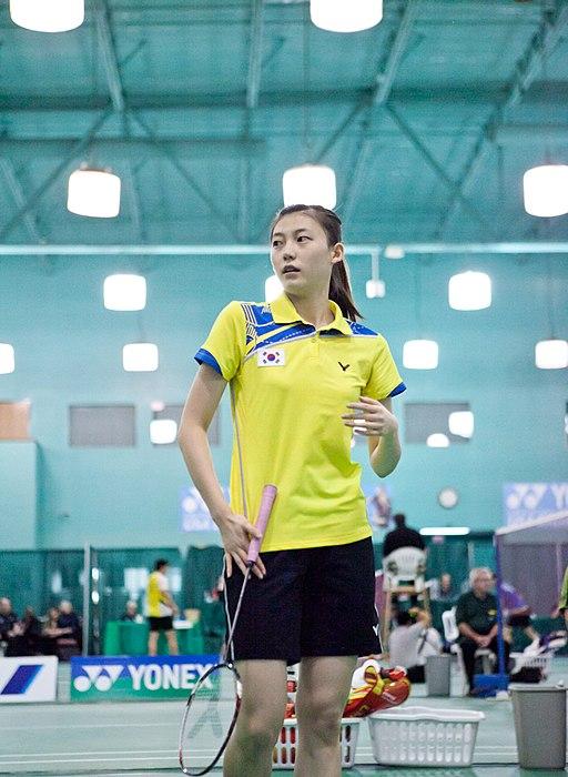 Kim Ha Na - Most beautiful badminton players