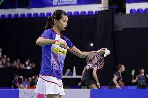 Goh Liu Ying - Most beautiful badminton players