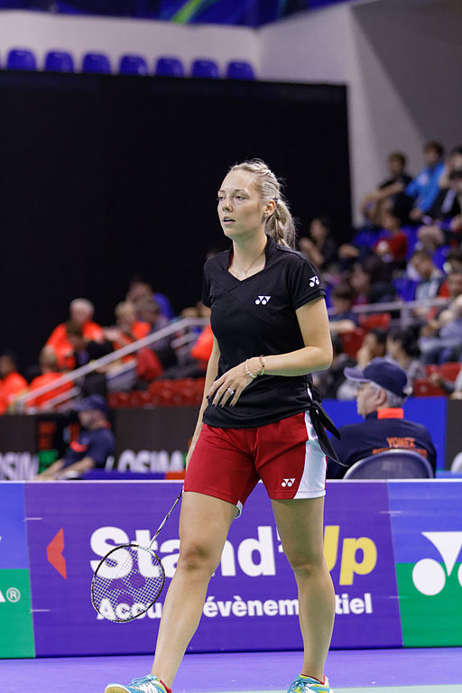 Gabby Adcock - Most beautiful badminton players