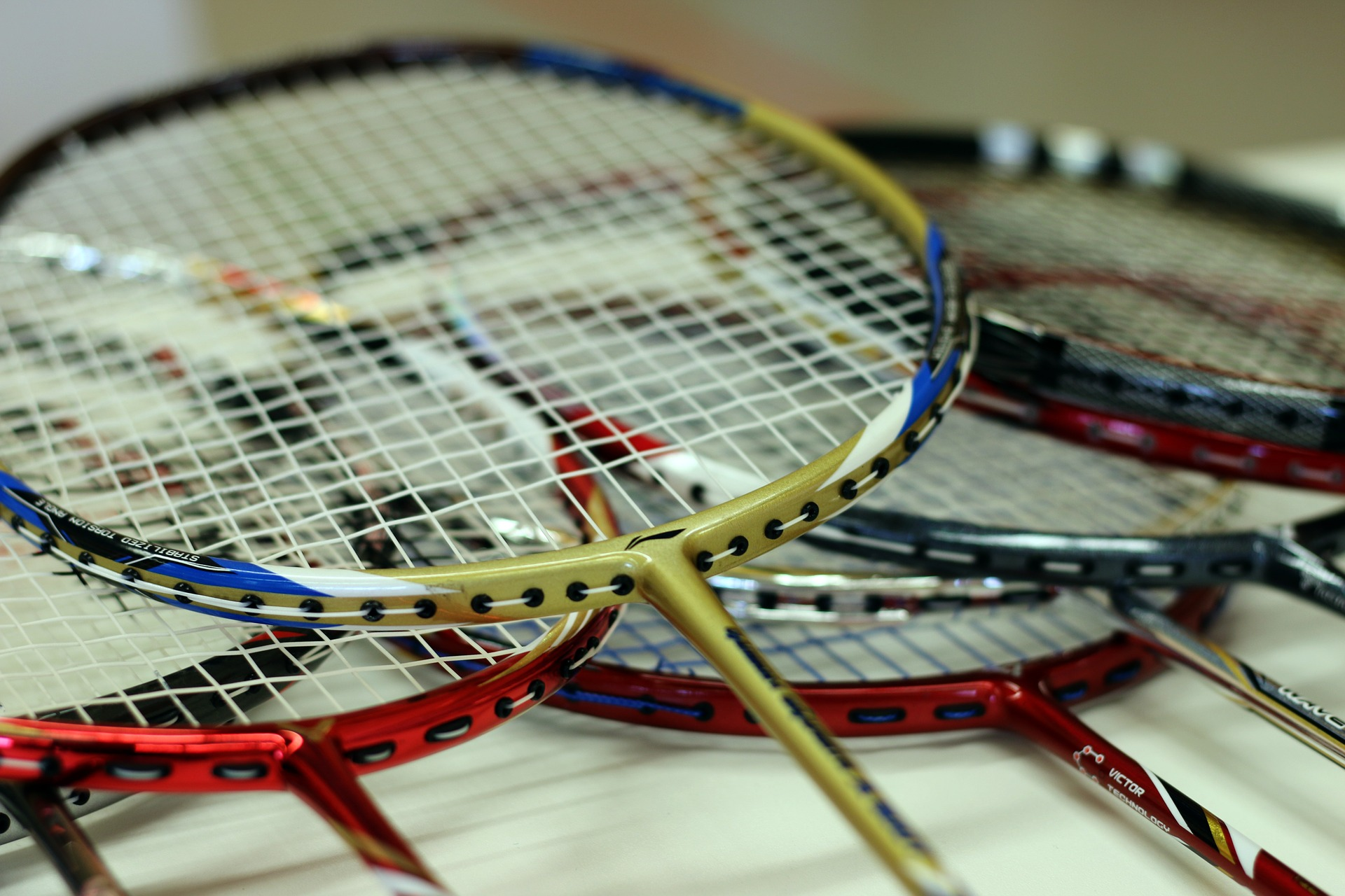 Buy badminton equipment