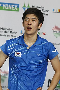 Best Mixed Doubles Player Ever Badminton - Lee Yong Dae