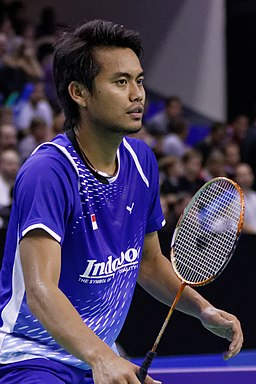 Best Mixed Doubles Player Ever Badminton - Tontowi Ahmad