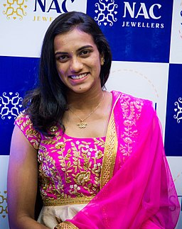 Best womens singles player ever in badminton - PV Sindhu