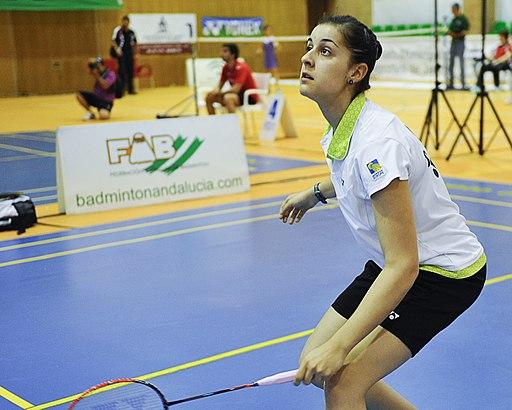 Carolina Marin Badminton