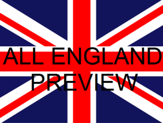 All England Preview