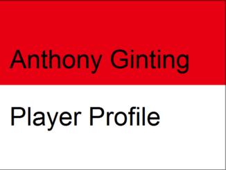 Anthony Ginting Profile