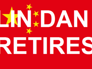 Lin Dan retires